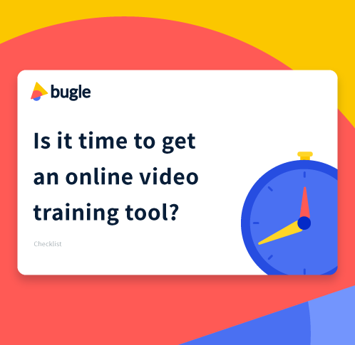 bugle online video training academy